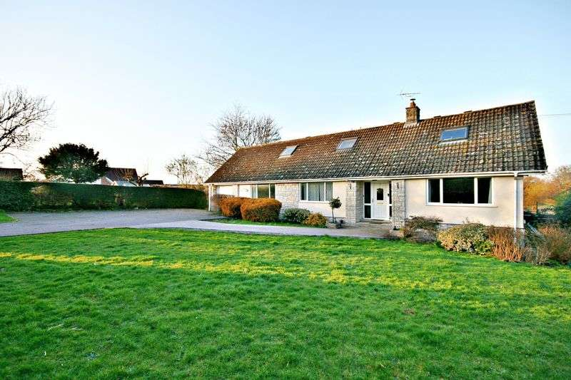 5 Bedrooms Detached Bungalow for sale in Brook Lane, Catcott