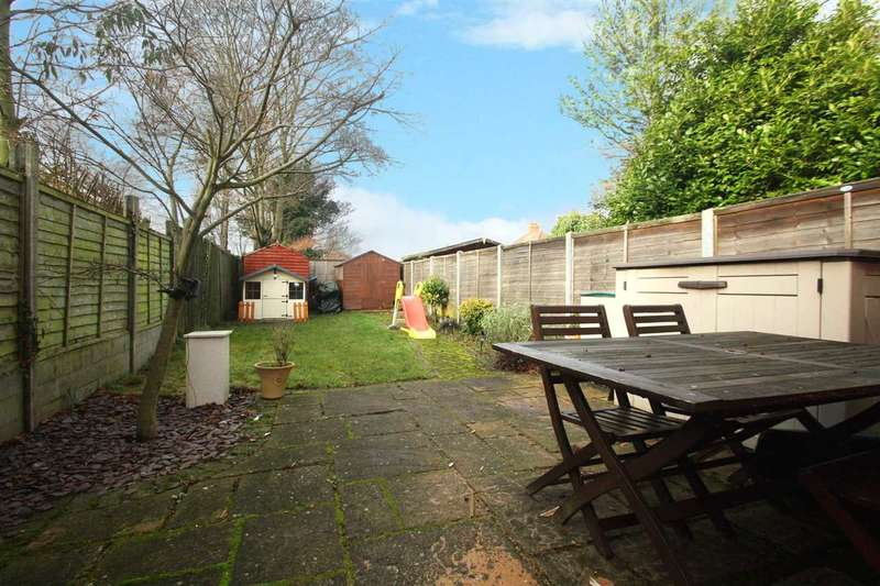 3 Bedrooms Semi Detached House for sale in Kirby Street, Ipswich
