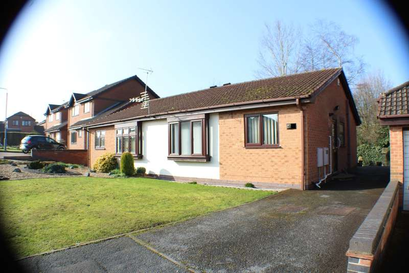 2 Bedrooms Detached House for sale in Dale Close, Hucknall