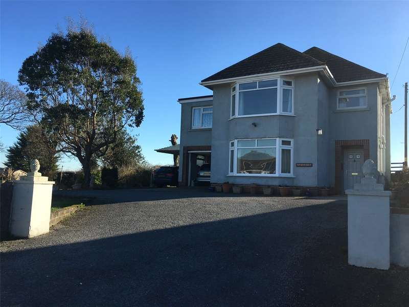 5 Bedrooms Detached House for sale in Topsham Drive, Hill Lane, Kilgetty, Pembrokeshire