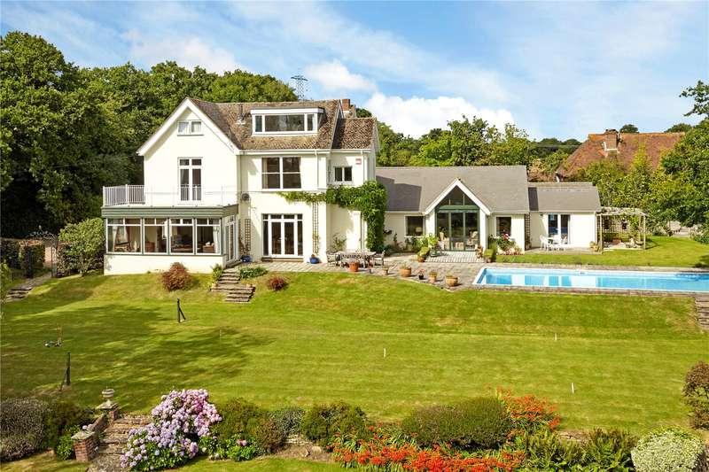 8 Bedrooms Detached House for sale in West Chiltington Lane, Coneyhurst, Billingshurst, West Sussex, RH14