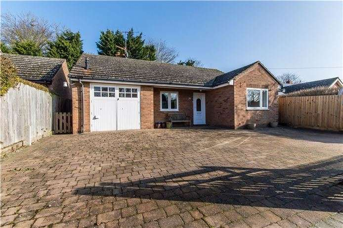 3 Bedrooms Detached Bungalow for sale in Lotfield Street, Orwell, Cambridge