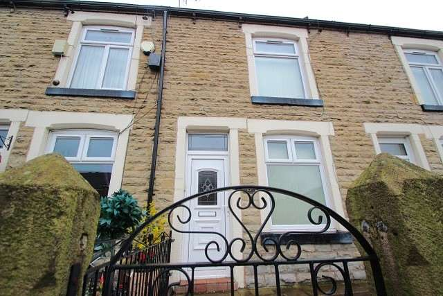 2 Bedrooms Terraced House for sale in Stone Street, Bolton, BL2