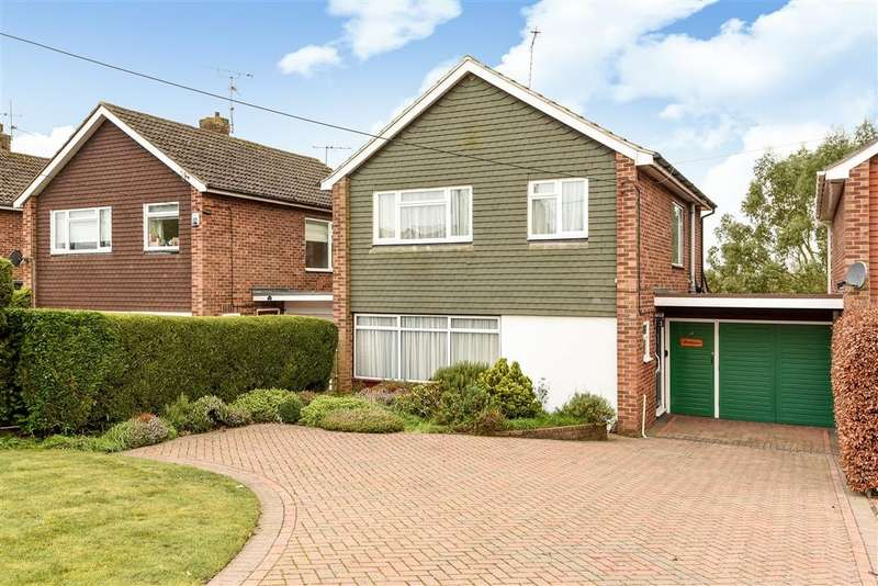 3 Bedrooms Link Detached House for sale in Hurst Road, Twyford, RG10