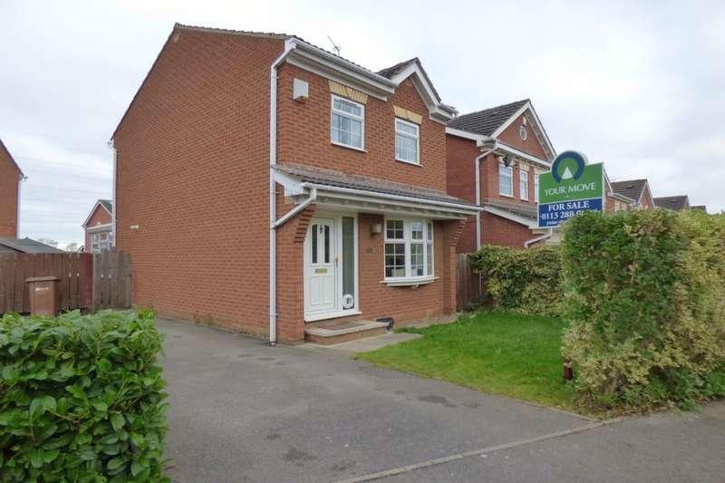 3 Bedrooms Detached House for sale in Burnleys View, Methley, Leeds, LS26