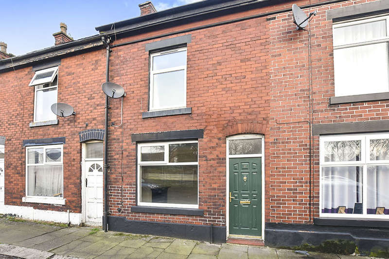 2 Bedrooms Property for sale in Milner Street, Radcliffe, Manchester, M26