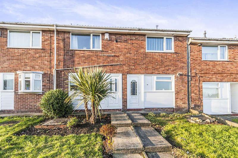 2 Bedrooms Property for sale in North Farm Avenue, North Farm Estate, Sunderland, SR4