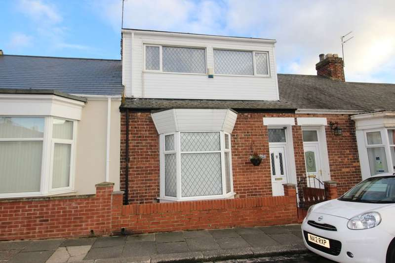 2 Bedrooms Property for sale in Winifred Street, Fulwell, Sunderland, SR6