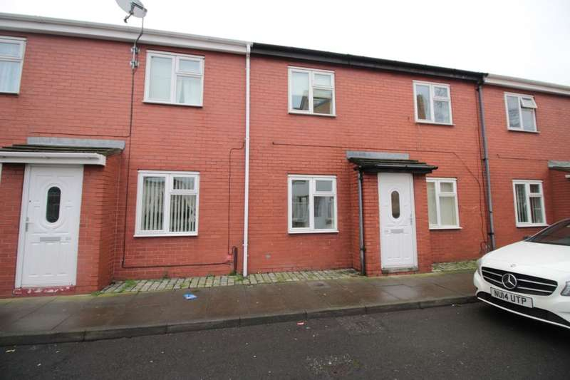 2 Bedrooms Property for sale in Cobden Street, Thornaby, Stockton-On-Tees, TS17