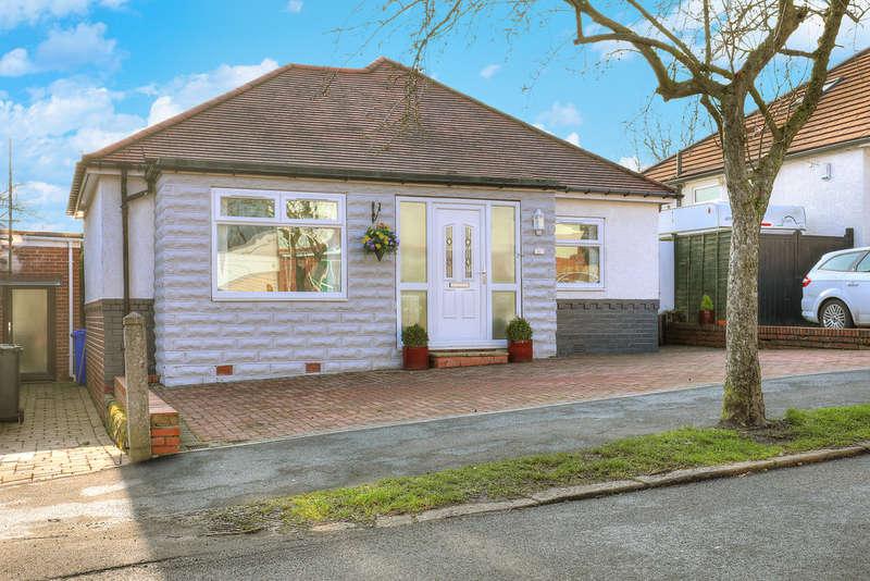 4 Bedrooms Detached Bungalow for sale in 57 Bushey Wood Road, Dore, S17 3QA
