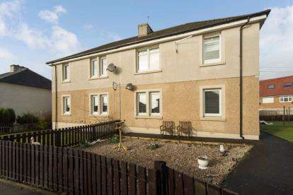 1 Bedroom Flat for sale in Thorndene Avenue, Motherwell