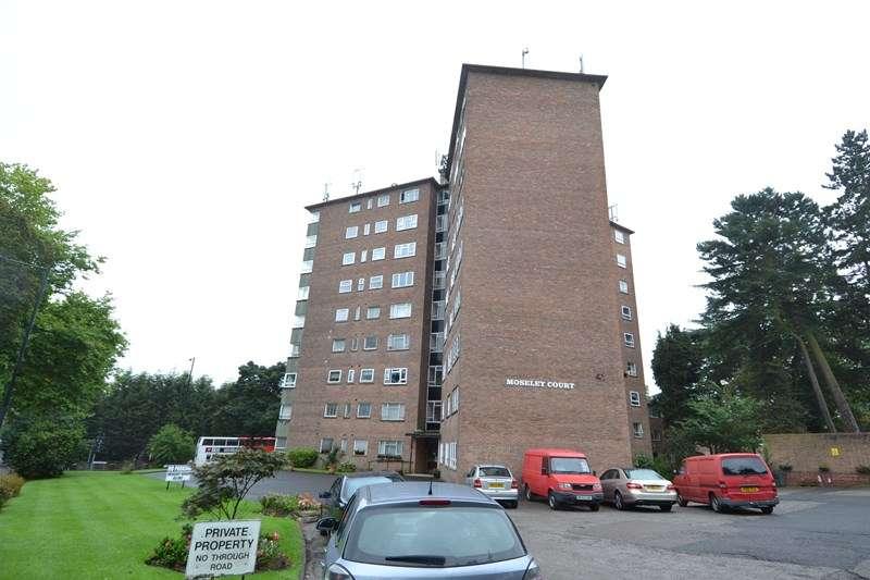 1 Bedroom Flat for sale in Yardley Wood Road, Moseley, Birmingham