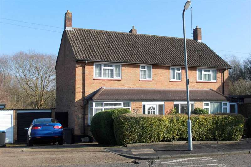 3 Bedrooms Semi Detached House for sale in 3 DOUBLE BED SEMI in Spring Lane, WARNERS END, HP1