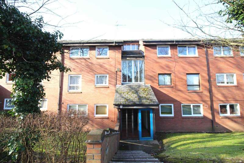 2 Bedrooms Flat for sale in Park Hill Drive, Aylestone