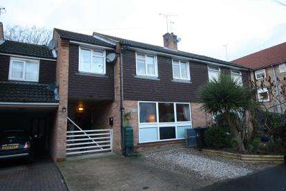 4 Bedrooms Semi Detached House for sale in Maldon, Essex