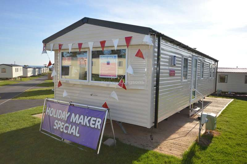 2 Bedrooms Caravan Mobile Home for sale in Landscove Holiday Park, Gillard Road, Berry Head, Brixham