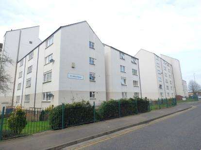 2 Bedrooms Flat for sale in St. Johns House, St. Andrews Street, Northampton, Northamptonshire