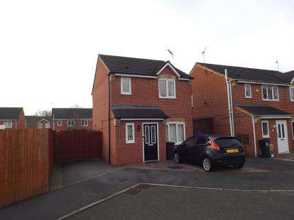 3 Bedrooms Detached House for sale in Copse Close, Leicester, Leicestershire