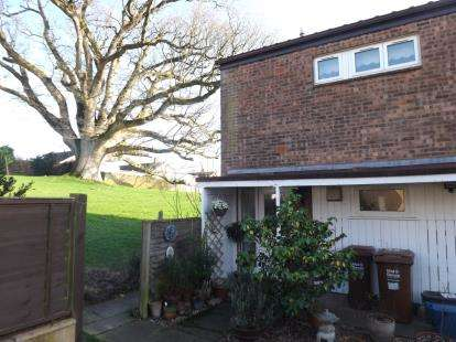 2 Bedrooms Maisonette Flat for sale in Silverton, Exeter, Devon
