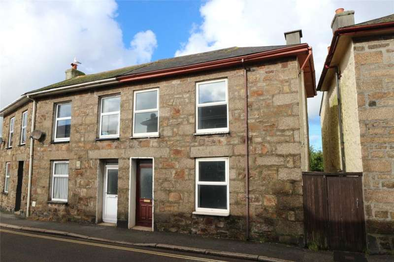 3 Bedrooms End Of Terrace House for sale in Trevenson Street, Camborne, Cornwall