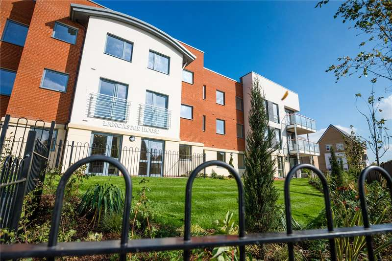 2 Bedrooms Retirement Property for sale in Lysander House, Josiah Drive, Ickenham, UB10