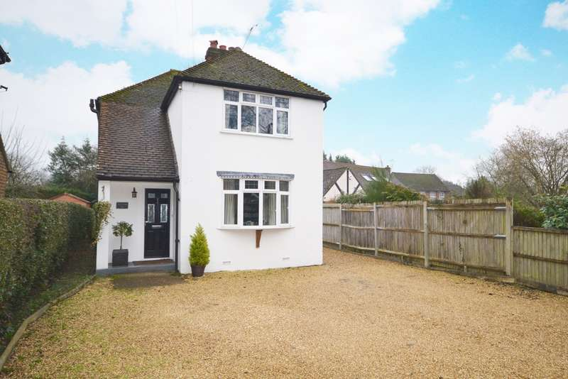3 Bedrooms Detached House for sale in Chobham