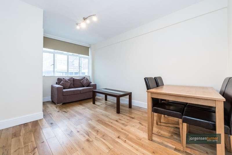 1 Bedroom Flat for sale in Shepherds Bush Green, Shepherds Bush, London, W12 8PY