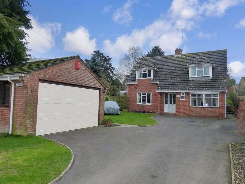 5 Bedrooms Detached House for sale in Figheldean
