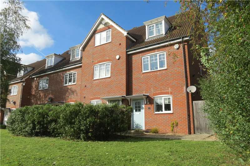 3 Bedrooms End Of Terrace House for sale in Barley Mead, Maidenhead, Berkshire, SL6
