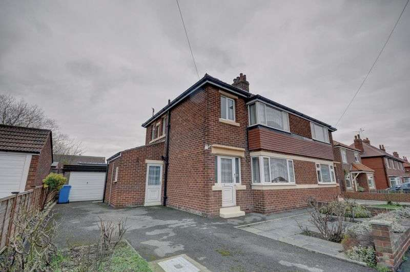 3 Bedrooms Semi Detached House for sale in Beech Grove, Whitby