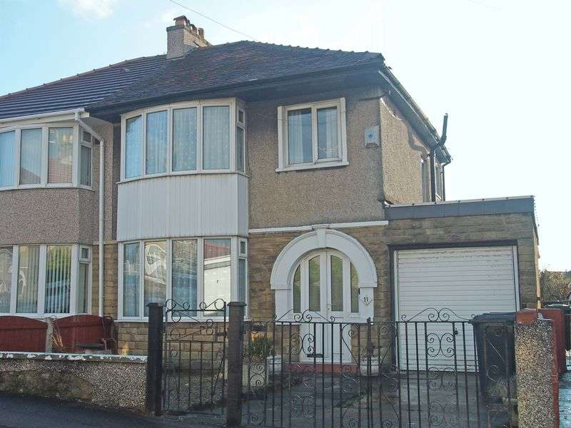 3 Bedrooms Semi Detached House for sale in Windham Place, Scale Hall,Lancaster
