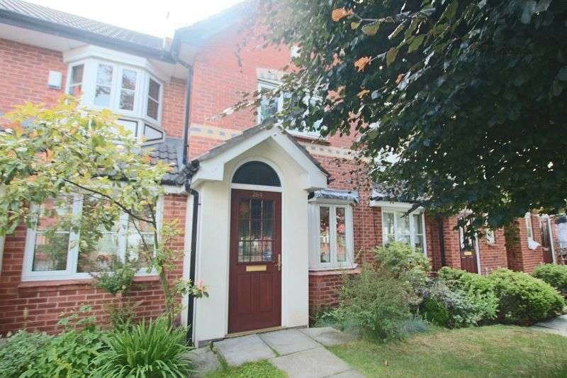 2 Bedrooms Mews House for sale in St Marys Road, Moston Manchester, M40 0DB