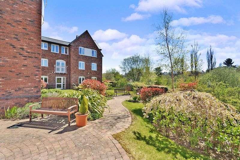 2 Bedrooms Retirement Property for sale in Wombrook Court, Wolverhampton, WV5 9AA