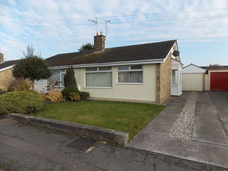 2 Bedrooms Semi Detached Bungalow for sale in Vine Farm Road, Wivenhoe, Colchester