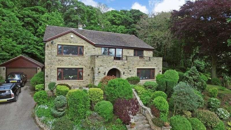5 Bedrooms Detached House for sale in Woodlands, Wentbridge