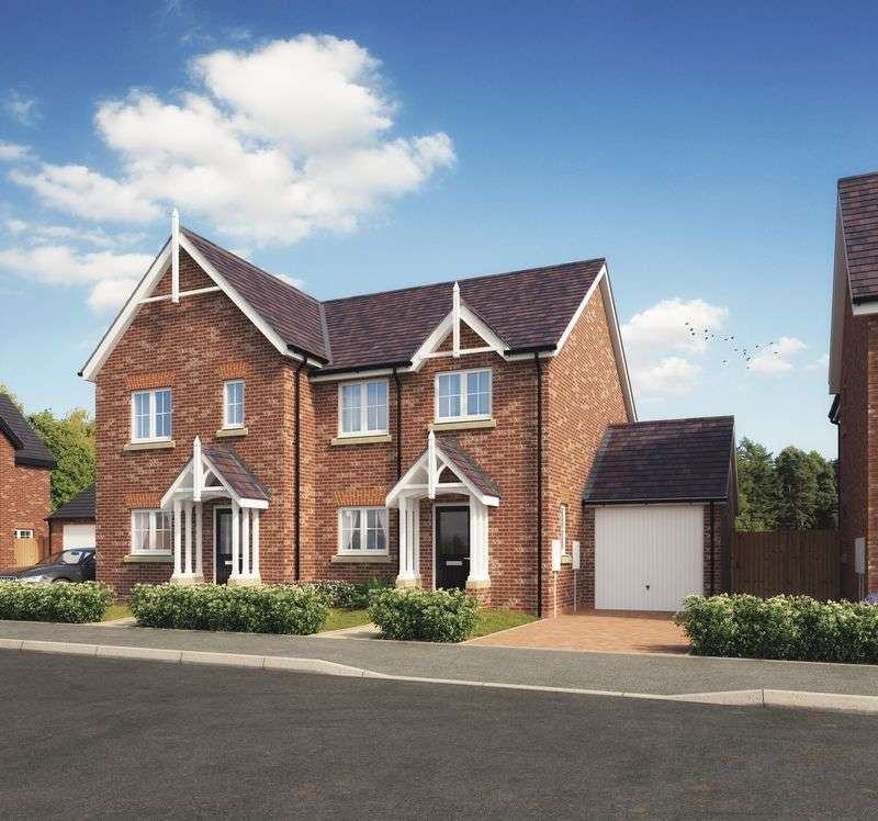3 Bedrooms House for sale in Church View, Hadnall