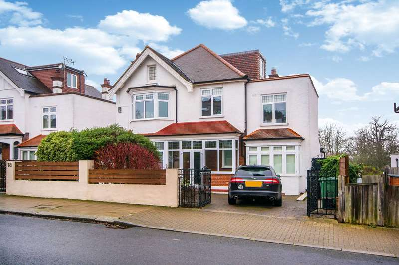 6 Bedrooms Detached House for sale in Abbotswood Road, Streatham Hill, SW16