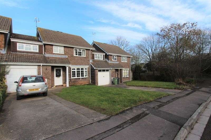 4 Bedrooms Detached House for sale in Jubilee Drive, Thornbury