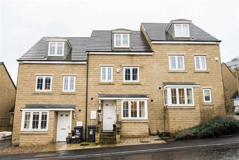 4 Bedrooms Property for sale in Fountain Head Road, Fountain Head Village, Halifax, West Yorkshire, HX2