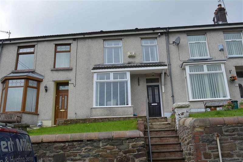 3 Bedrooms Property for sale in Morris Avenue, Mountain Ash, Rhondda Cynon Taff