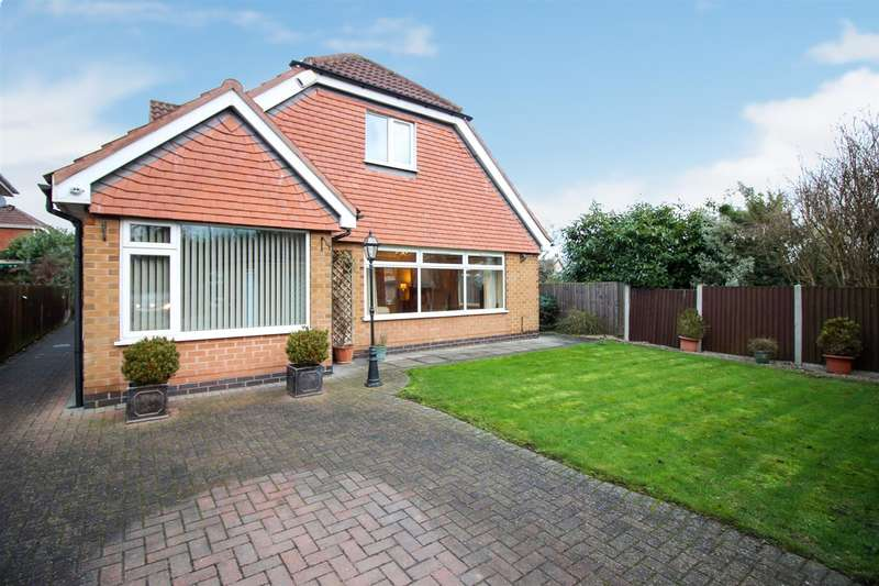 4 Bedrooms Detached House for sale in Bostocks Lane, Sandiacre