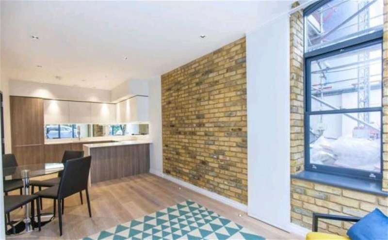 1 Bedroom Property for sale in Embassy Works, Lawn Lane, Vauxhall, London, SW8