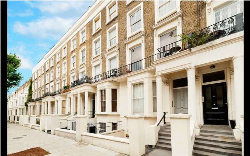 1 Bedroom Flat for sale in Warwick Avenue, London, W9