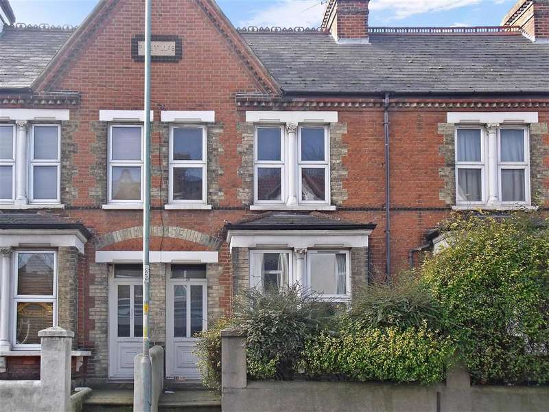 4 Bedrooms Terraced House for sale in Canterbury Street, Upper Gillingham, Kent