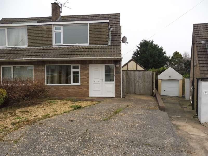 3 Bedrooms Semi Detached House for sale in Highbury Crescent, Bridgend