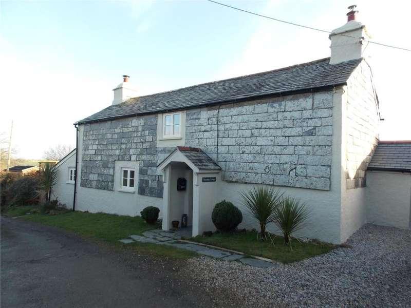 2 Bedrooms Detached House for sale in Altarnun, Launceston, Cornwall