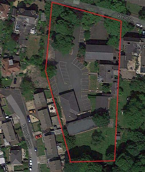 Land Commercial for sale in Woodcroft, West Street, Prescot