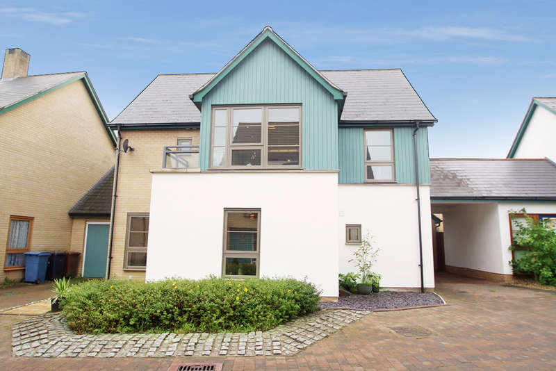 4 Bedrooms Detached House for sale in Cranberry Square, Ipswich