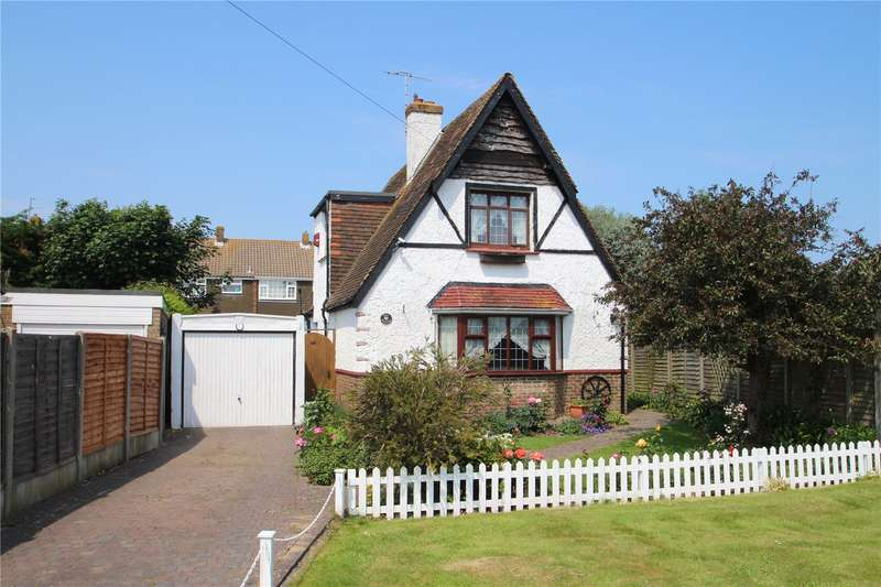 3 Bedrooms Detached House for sale in Langdale Close, Sompting, West Sussex, BN15