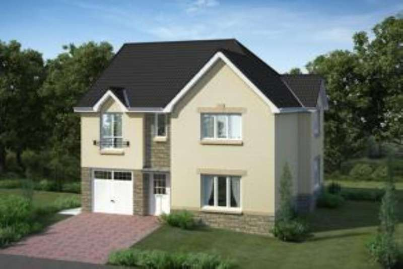 4 Bedrooms Detached House for sale in Seven Wells, East Calder, Livingston, EH53